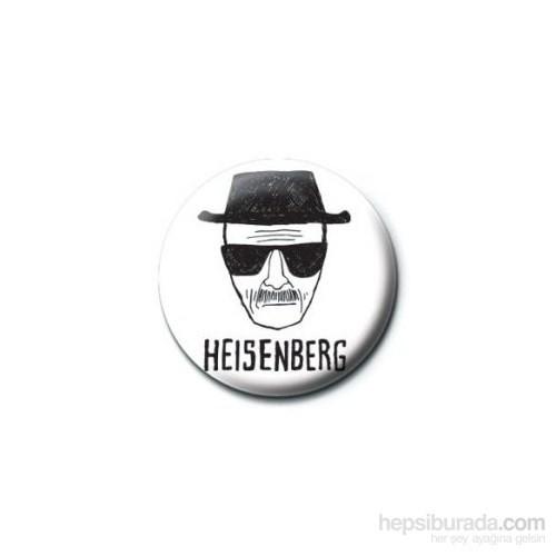 Rozet - Breaking Bad - Heisenberg Paper