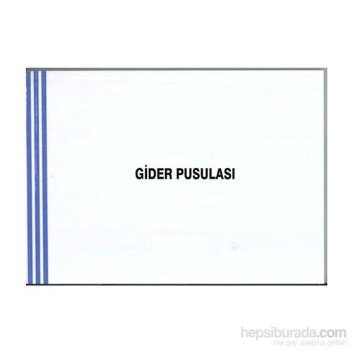 Marka Gider Pusulası 12 Adet 2 Nüsha Otokopili