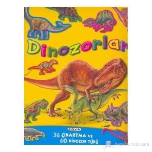 Dinozorlar - 36 Çıkatma ve 60 Dinozor Türü