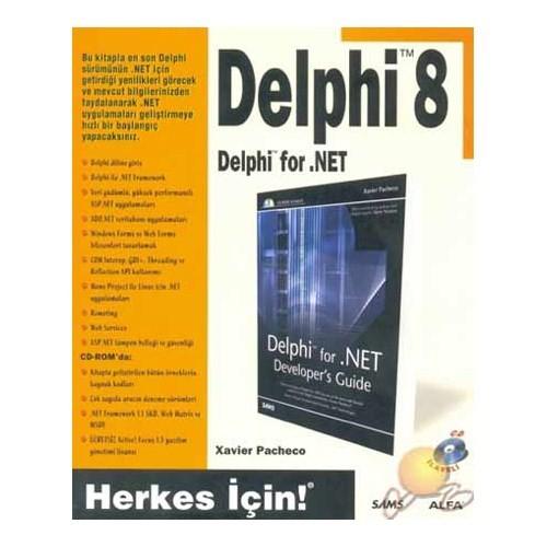 Delphi 8 Delphi For .net / Cd'li