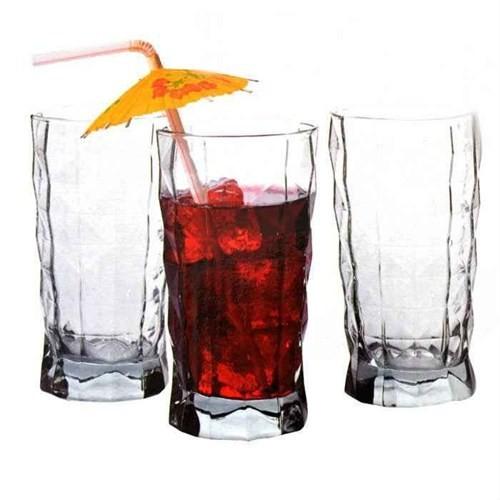 Paşabahçe 3 Lü Prizma Meşrubat Bardağı