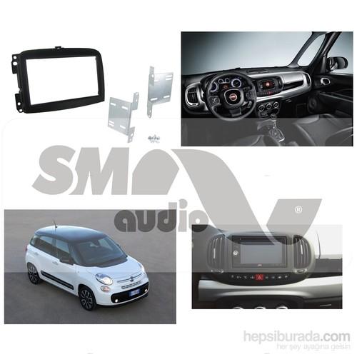 Fiat 500L 2012-2015 Teyp Çerçevesi Fiyatı