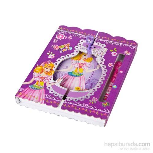 Cc Toys Prenses Kalemli Hatıra Defteri