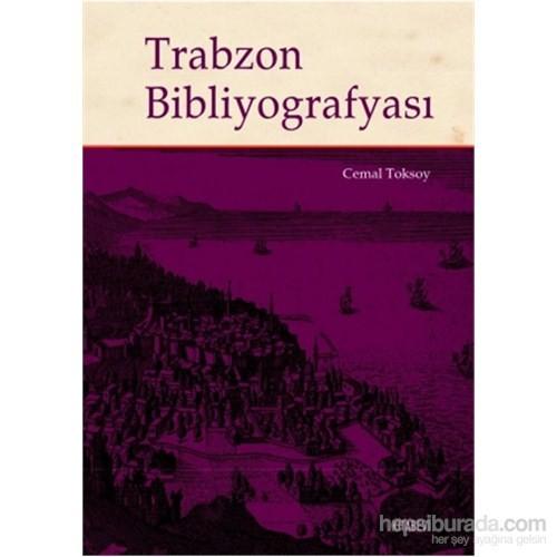 Trabzon Bibliyografyası