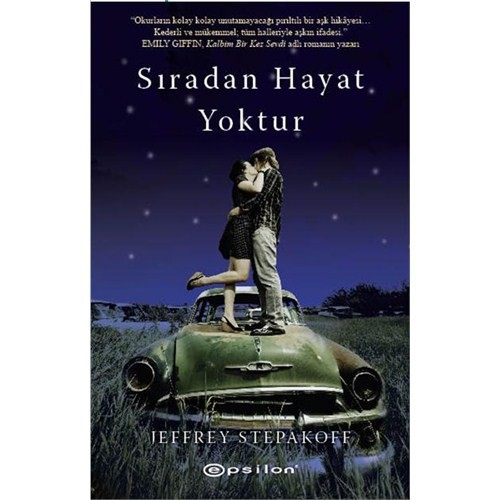 Sıradan Hayat Yoktur - Jeffrey Stepakoff
