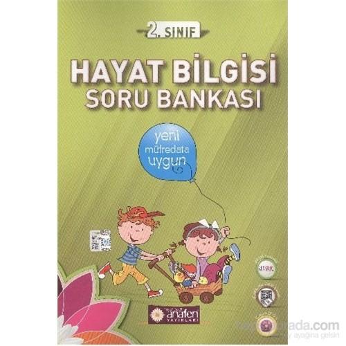 Anafen 2. Sınıf Hayat Bilgisi Soru Bankası