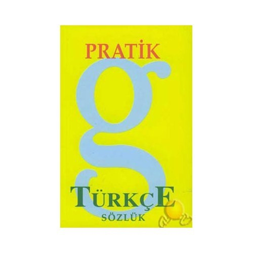 Pratik Türkçe Sözlük