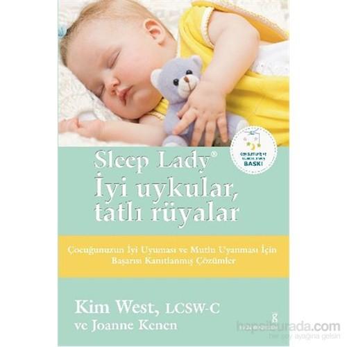 Sleep Lady İyi Uykular Tatlı Rüyalar - Kim West