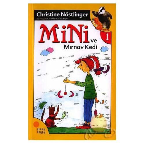 Mini Ve Mırnav Kedi 1 (mini Und Mauz)