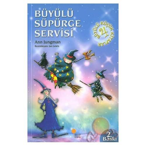 Büyülü Küçük Kitaplar-4: Büyülü Süpürge Servisi