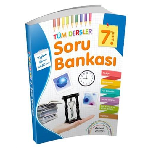 Element 7. Sınıf Tüm Dersler Soru Bankası