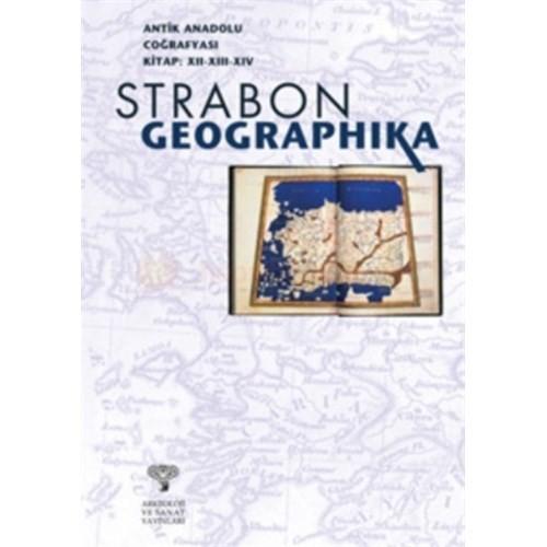 Antik Anadolu Coğrafyası - Strabon