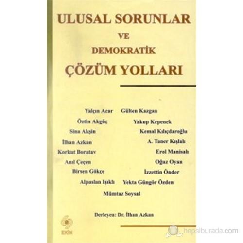 Ulusal Sorunlar Ve Demokratik Çözüm Yolları-Kolektif
