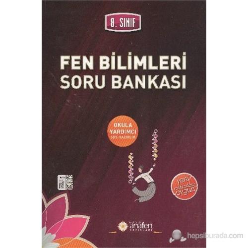 Anafen 8. Sınıf Fen Bilimleri Soru Bankası-Kolektif