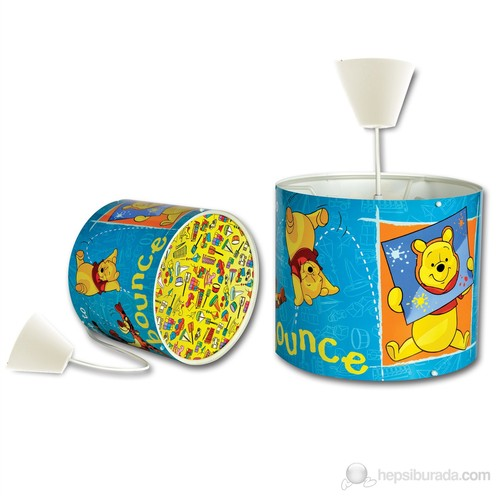 Disney Pooh Separatörlü Tavan Sarkıt