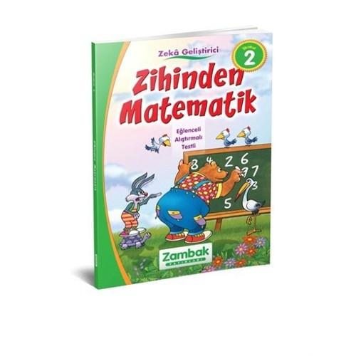 Zambak Yayınları 2.Sınıf Zihinden Matematik