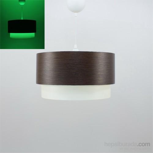 Crea Lighting/Fosforix Sarkıt 40 Cm/Wood/Alpi