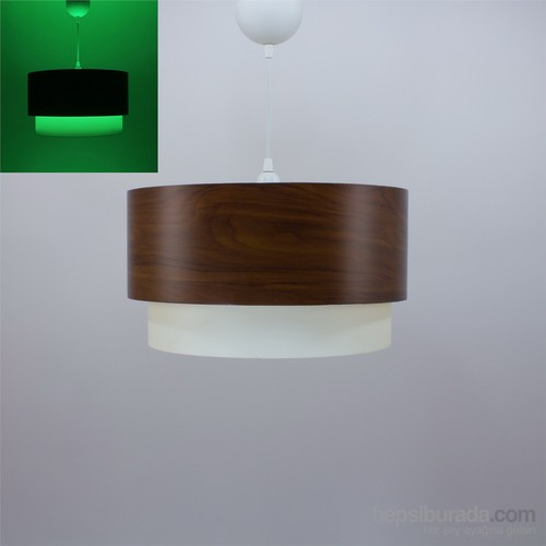 Crea Lighting/Fosforix Sarkıt 40 Cm/Wood/Betula