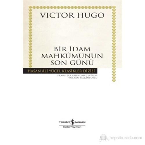 Bir İdam Mahkumunun Son Günü (Karton Kapak) - Victor Hugo
