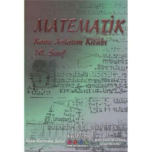 10.Sınıf Matematik Konu Anlatım Kitabı 3.Kitap
