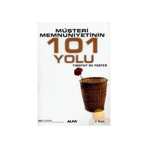 Müşteri Memnuniyetinin 101 Yolu