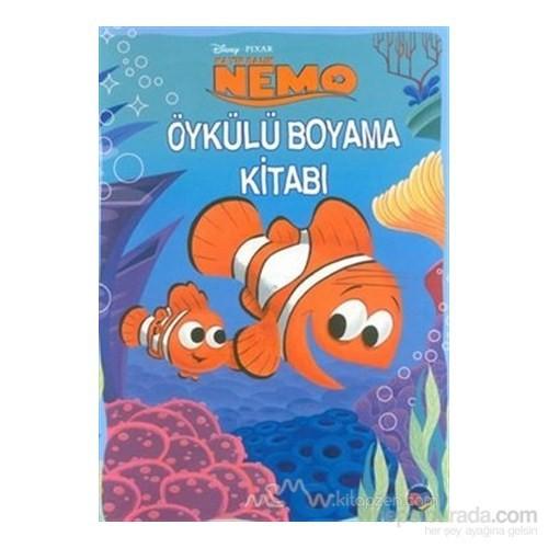 Kayıp Balık Nemo öykülü Boyama Kitabı Kolektif Fiyatı