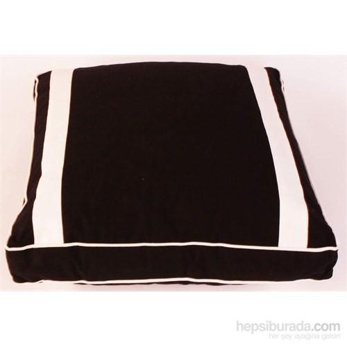 Yastıkminder Koton Siyah Beyaz Minder