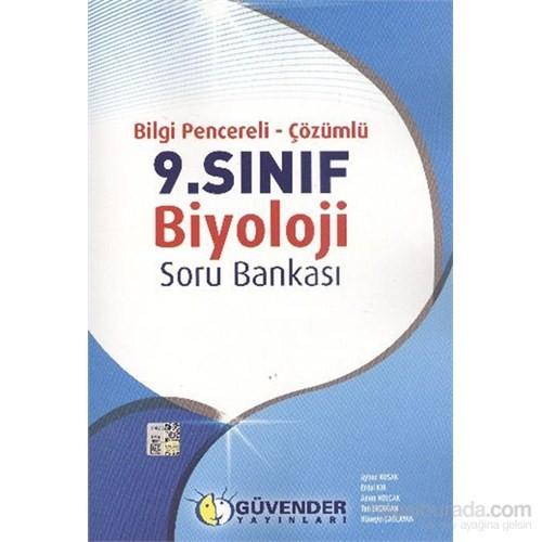 Güvender 9. Sınıf Biyoloji Soru Bankası