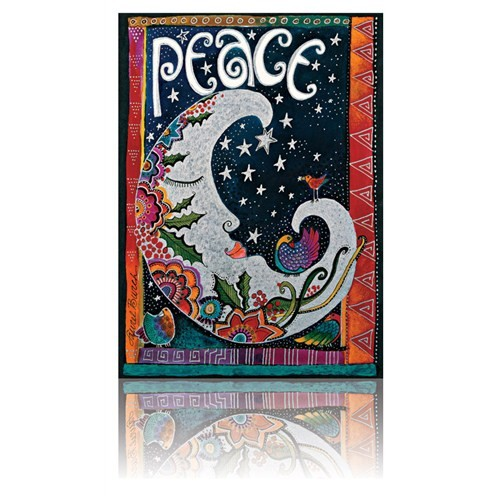 Paperblanks 7-1633-5 Peace Mıcro Düz (Micro – 70 x 90 mm. 384 Sf)