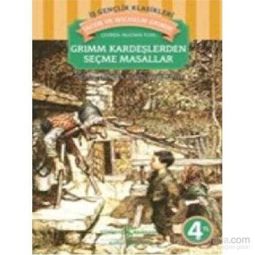 Grimm Kardeşlerden Seçme Masallar-Jacob Grimm