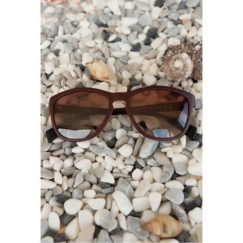 Morvizyon Clariss Marka Kahverengi Çerçeve Tasarımlı Şık Bayan Güneş Gözlük Modeli