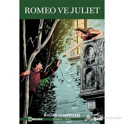 Romeo ve Juliet ( Çizgi Roman )
