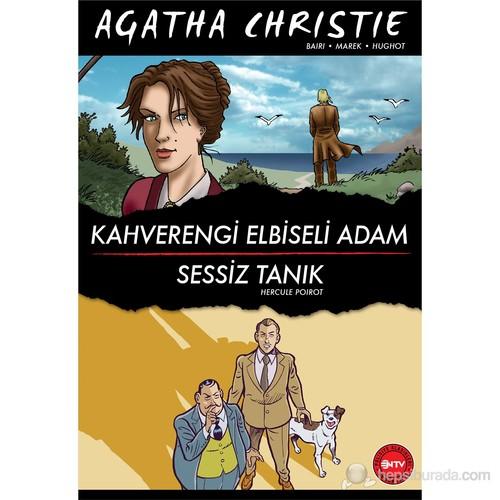 Kahverengi Elbiseli Adam - Sessiz Tanık-Agatha Christie