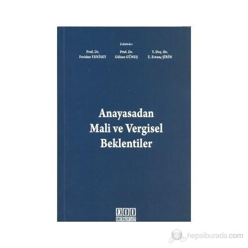 Anayasadan Mali ve Vergisel Beklentiler