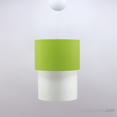 Crea Lighting Doubleshade Small Sarkıt(20Cm)/Scala /Yeşil