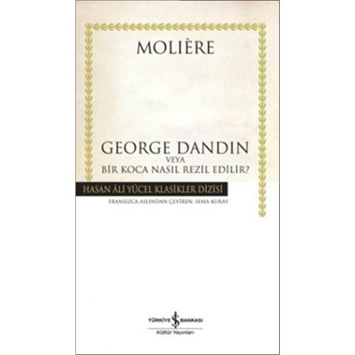 George Dandin - Ciltli