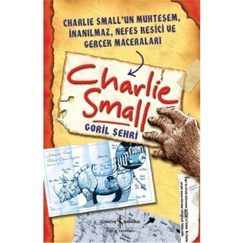Charlie Small – Goril Şehri