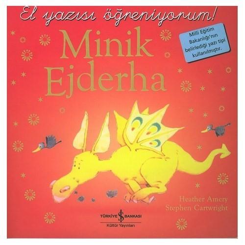 Büyülü Küçük Kitaplar-2: Minik Ejderha - Stephen C. Lundin