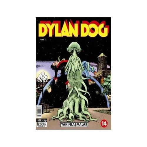 Dylan Dog Sayı 16: Yakınlaşmalar