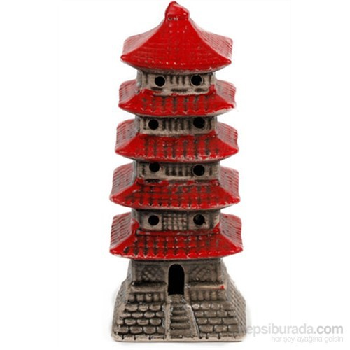 Akvaryum Dekor Çin Şato