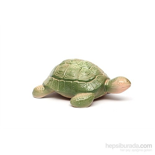 Akvaryum Dekor Büyük Kaplumbağa Seramik
