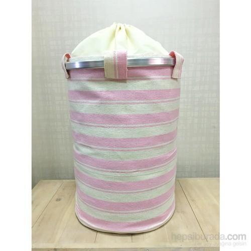 Alla Turca Wash'N Roll Pink Çamaşır Sepeti