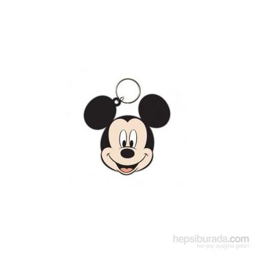 Mickey Mouse Head Anahtarlık