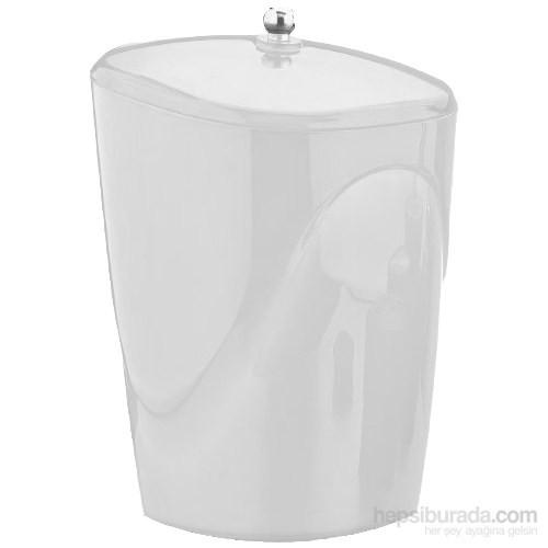 Hiper Çöp Kovası Beyaz