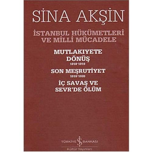İstanbul Hükümetleri ve Milli Mücadele (Kutulu Set)