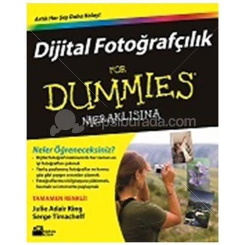 Dijital Fotoğrafçılık - For Dummies Meraklısına