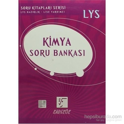 Karekök LYS Kimya Soru Bankası - Ahmet Nacar