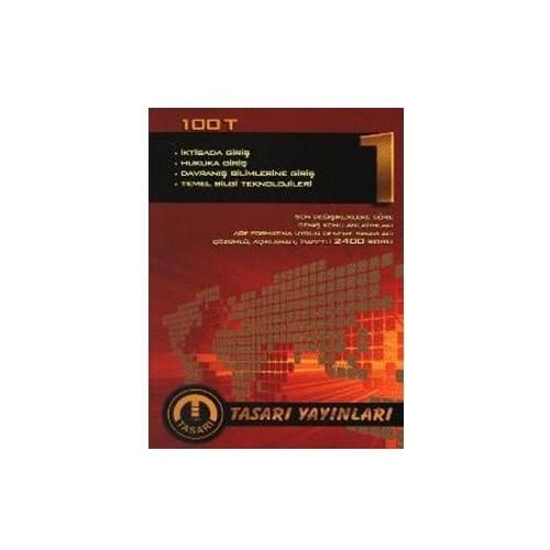 Tasarı Açıköğretim 1.Sınıf 100T Kitabı