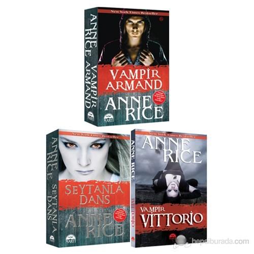 Anne Rica Korku Seti (3 Kitap)