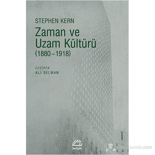 Zaman ve Uzam Kültürü (1880-1918)